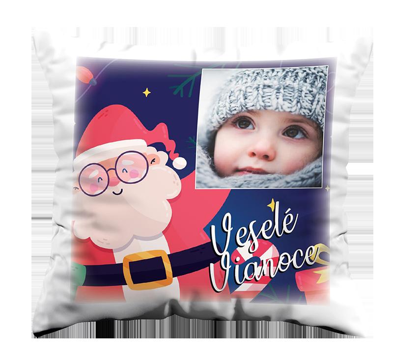 Vankúš Vianočný - Vankus Zima 11