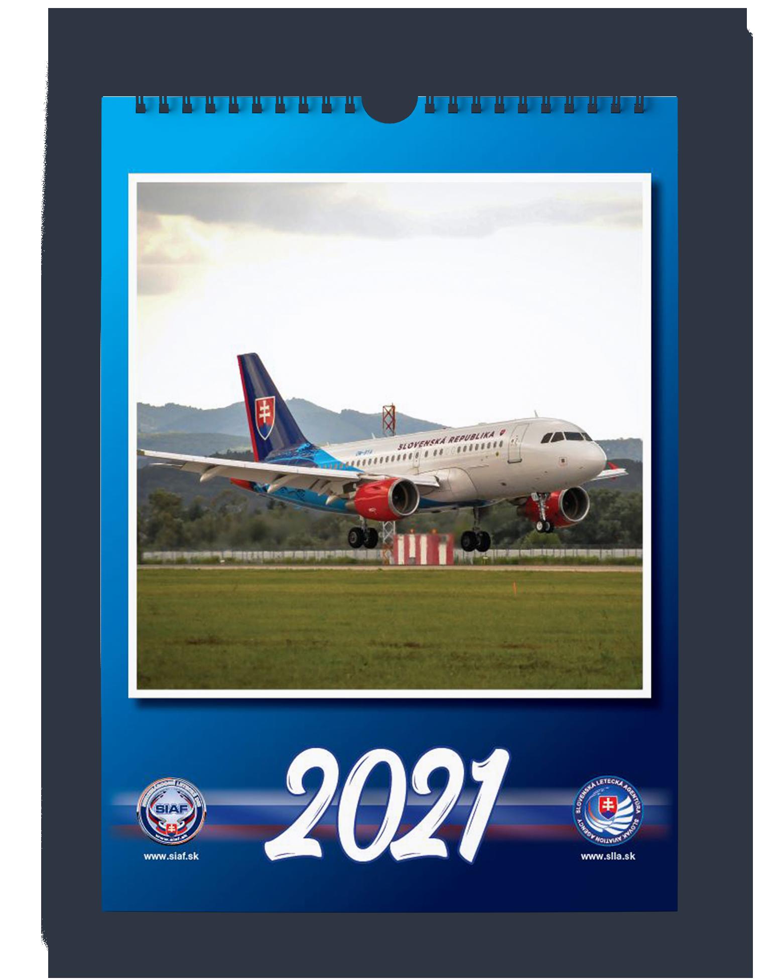 Kalendár AIR SHOW 2021 - Kalendár AIR SHOW 2021 s vašimi fotkami