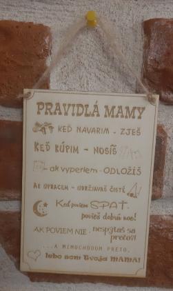 Pravidlá MAMY