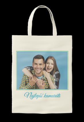 Nákupná taška s potlačou