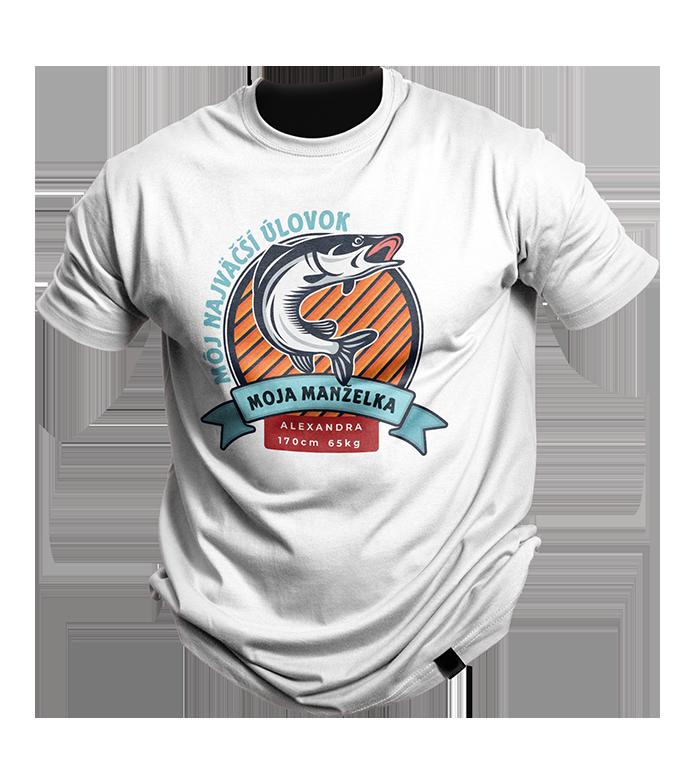 Tričká pre rybárov