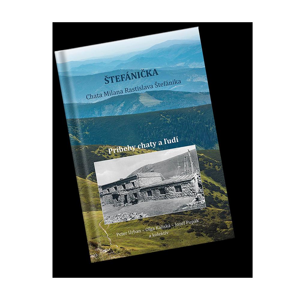 """Kniha o chate """"Štefáničke"""""""