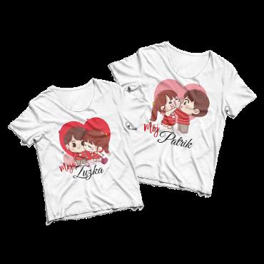 Tričká pre páry
