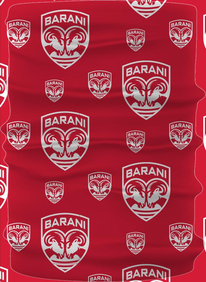 Buffy Barani - Buffa červená